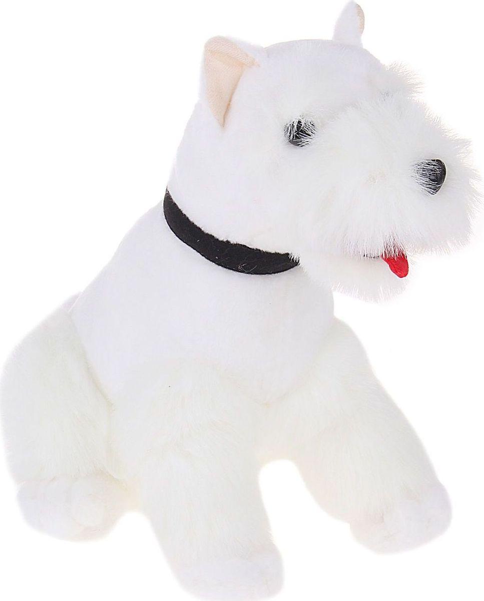 Sima-land Мягкая игрушка Собака Плэж 38 см sima land мягкая игрушка собака пятнашка 80 см