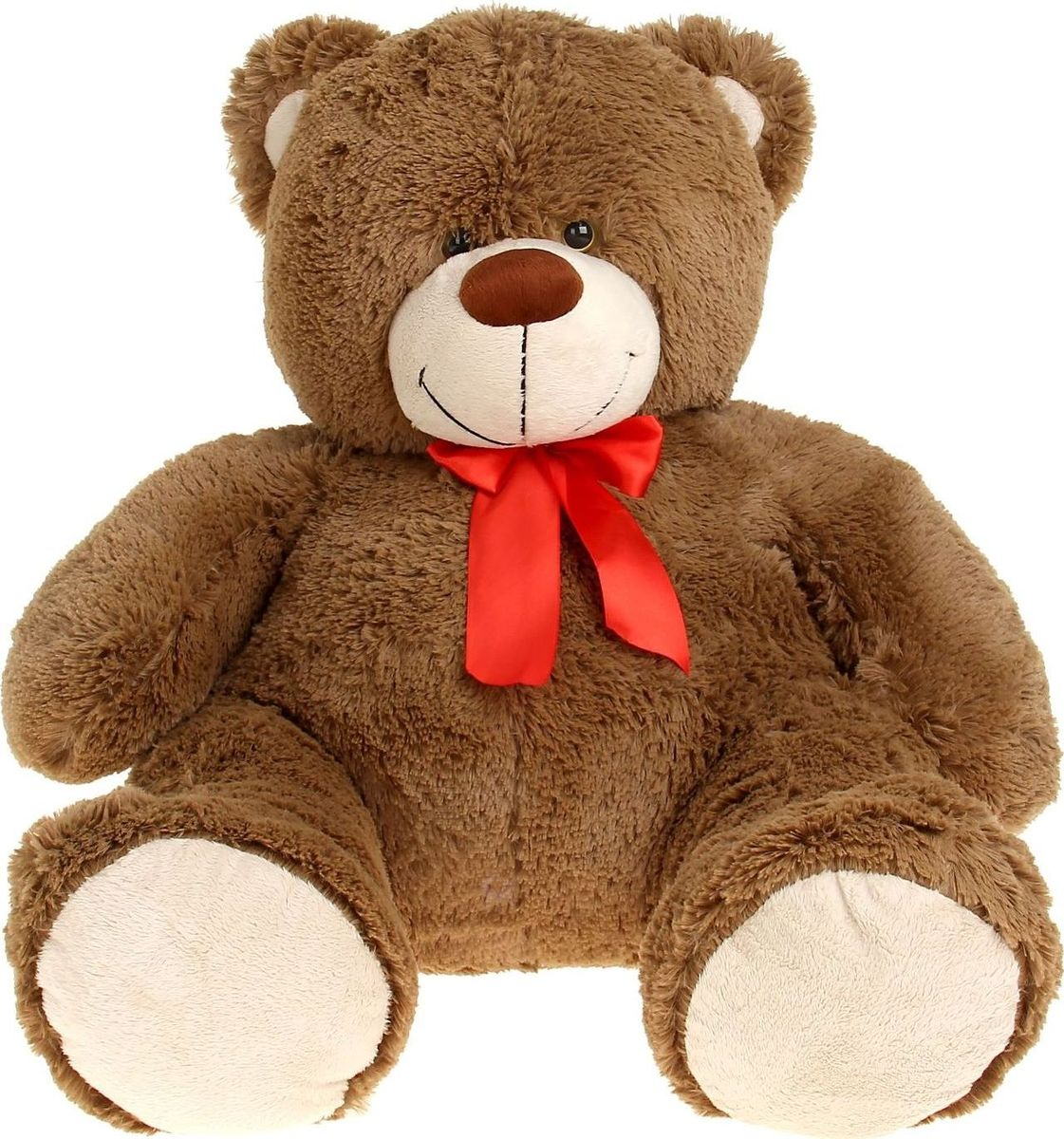 Sima-land Мягкая игрушка Кузя цвет серо-коричневый 55 см sima land мягкая игрушка сердце 309576