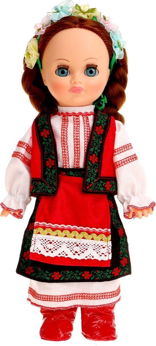 Sima-land Кукла озвученная Элла в украинском костюме платье украинское национальное