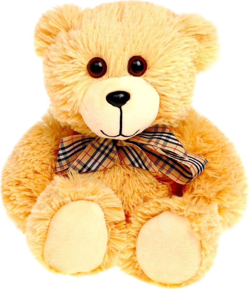 Sima-land Мягкая игрушка Медвежонок 21 см sima land мягкая игрушка ушастый зайка 17 см