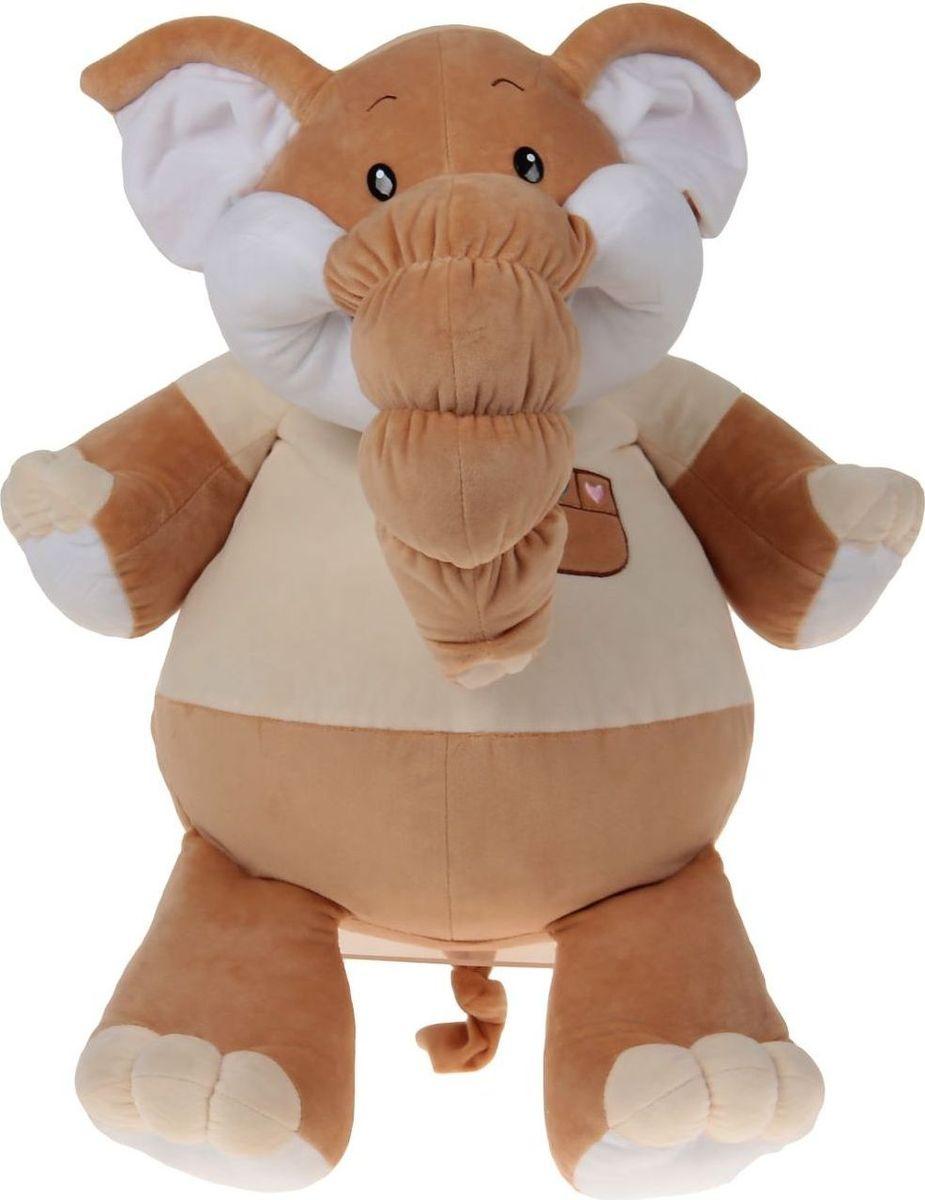 Sima-land Мягкая игрушка Слоник Дези 65 см