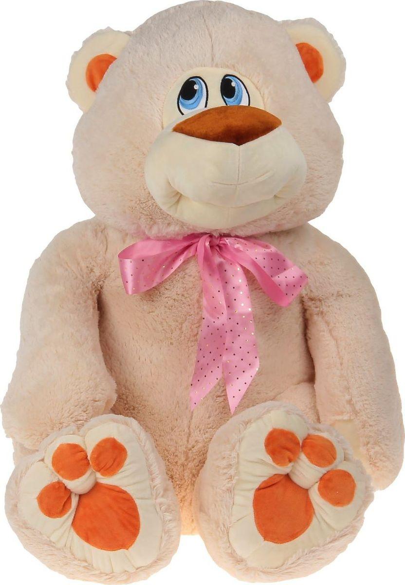 Sima-land Мягкая игрушка Медведица 28 см sima land мягкая игрушка глазастый петушок в шарфе и с бантиком