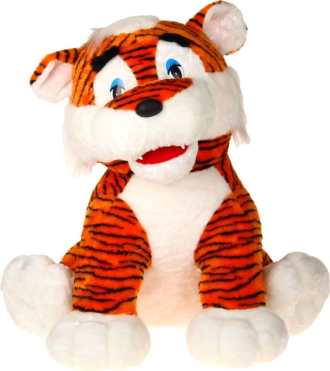 Sima-land Мягкая игрушка Тигр Тоша 80 см sima land мягкая игрушка собака пятнашка 80 см