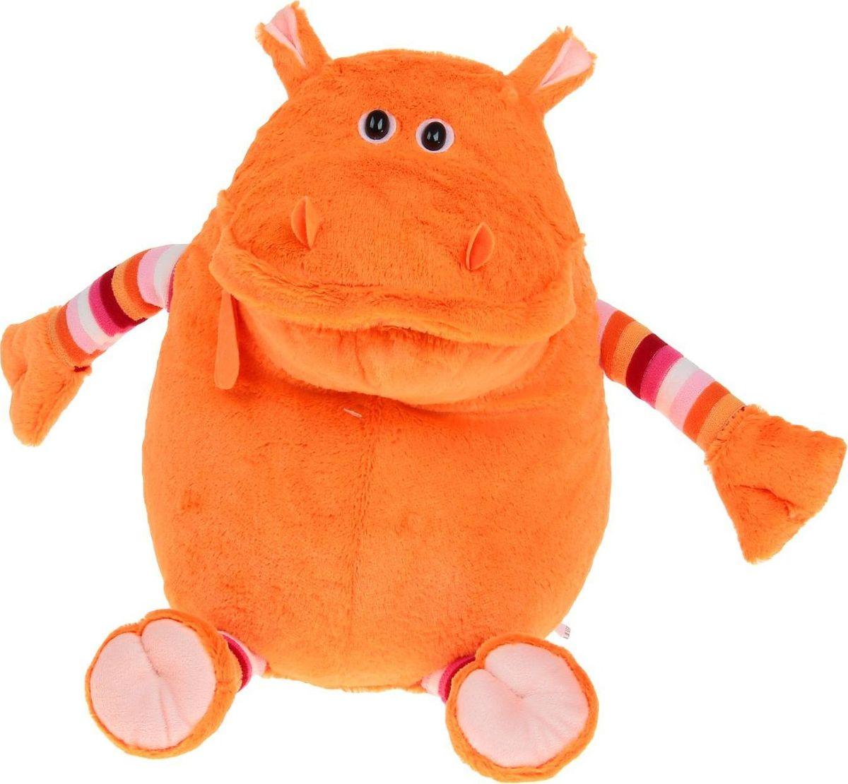 Orange Toys Мягкая игрушка Бегемот Мажор 45 см