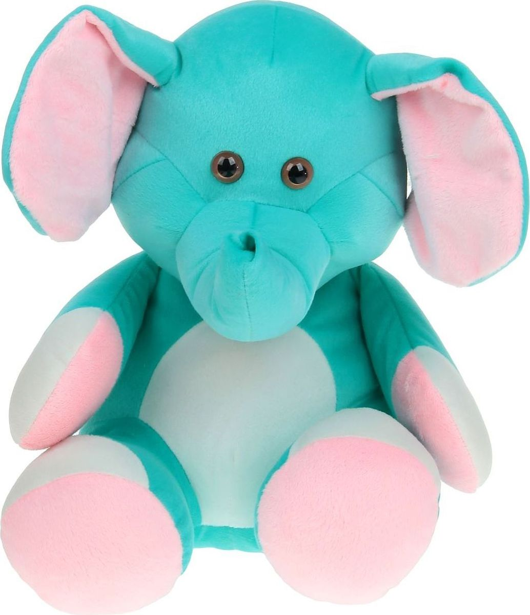 Sima-land Мягкая игрушка Слоненок Рози 50 см
