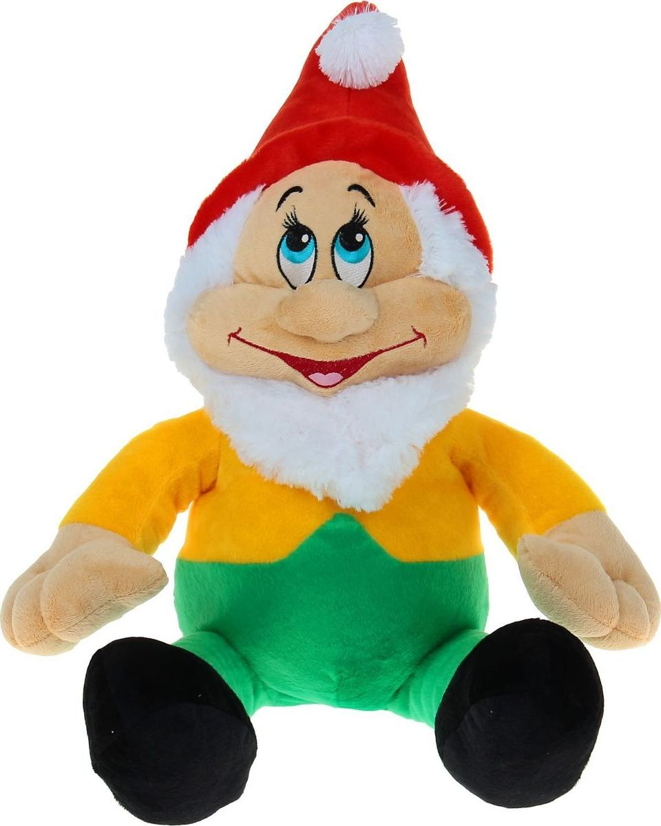 Sima-land Мягкая игрушка Гном весельчак 60 см 2х комнатная квартира роща