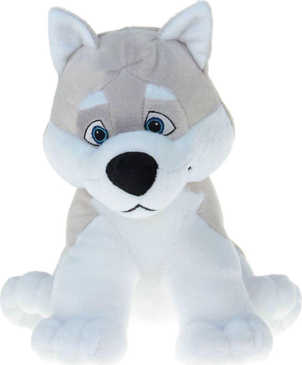 Sima-land Мягкая игрушка Собака хаски 40 см sima land мягкая игрушка собака пятнашка 80 см