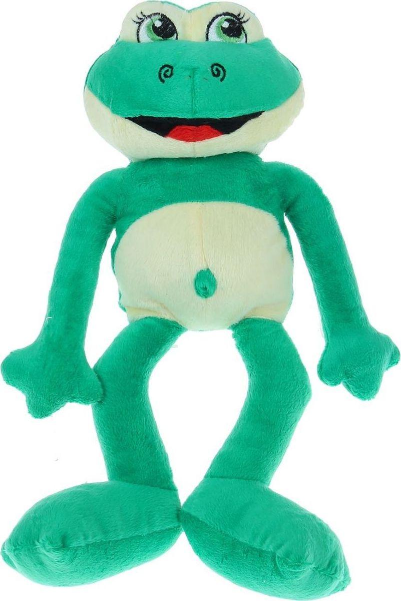 Sima-land Мягкая игрушка Лягушка 30 см  sima land мягкая игрушка пингвинчик 30 см