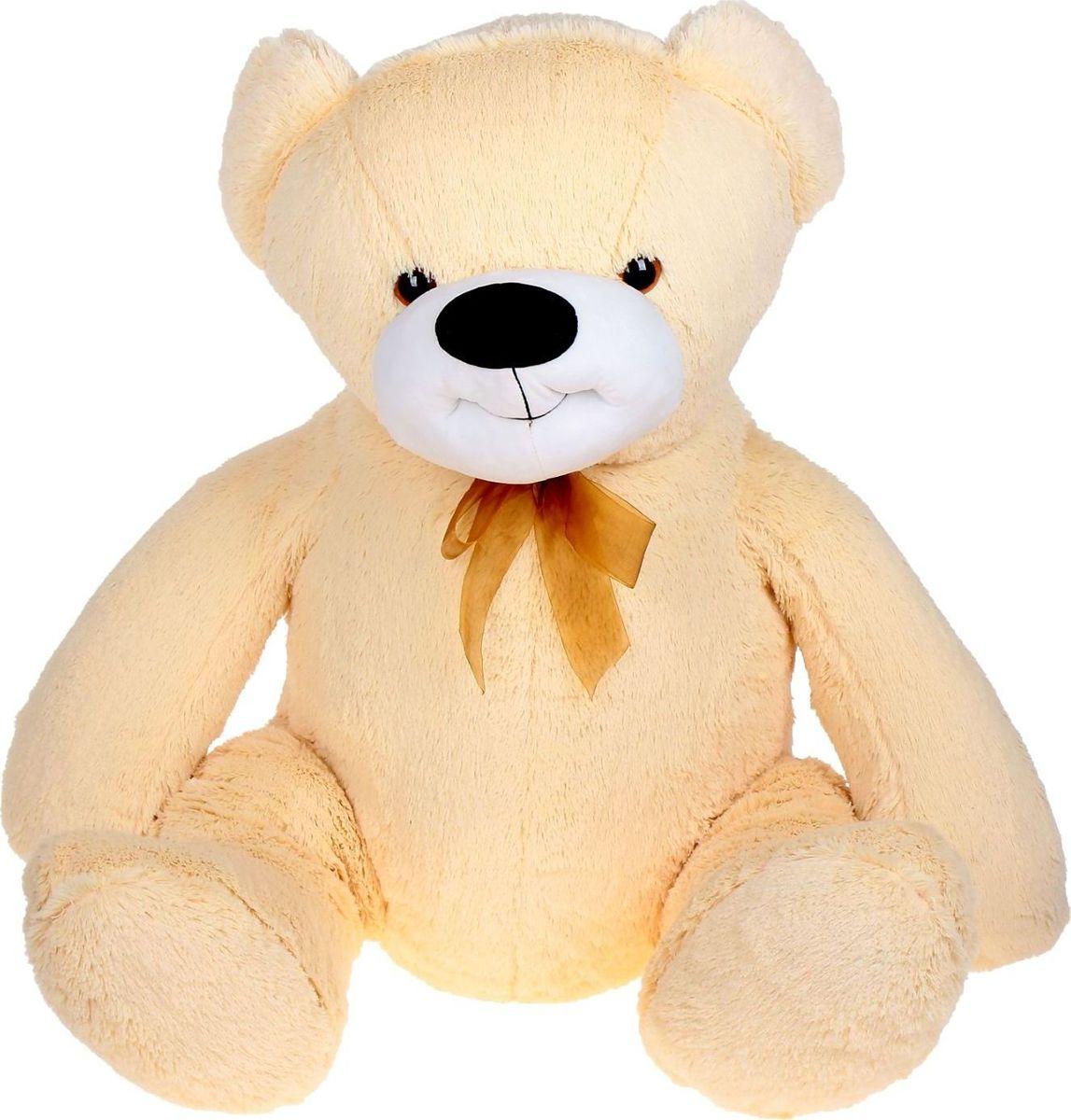 Sima-land Мягкая игрушка Медведь игольчатый цвет бежевый 80 см sima land мягкая игрушка собака пятнашка 80 см