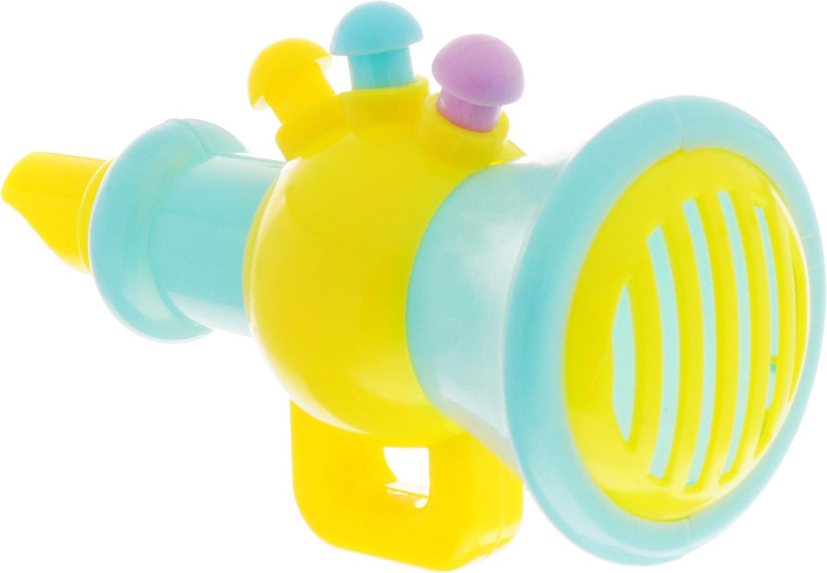 1TOY Труба цвет голубой желтый