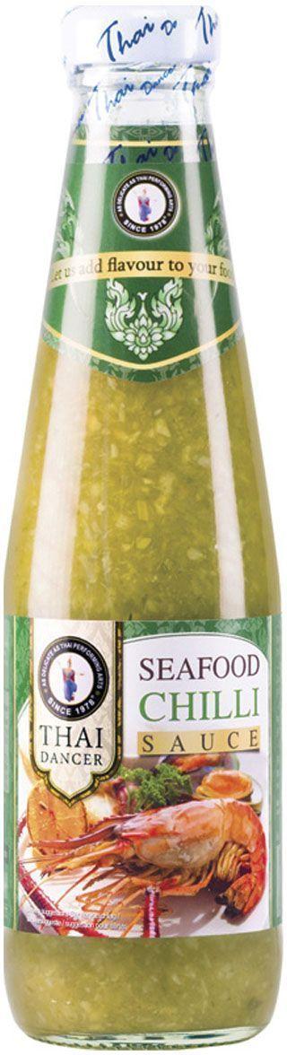 Thai Dancer Острый соус с лемонграссом, 300 мл0120710Остро-кислый, ярко выраженный вкус Таиланда! Идеально подходит для обмакивания креветок, рыбы, крабов, устриц и других морепродуктов. Не требует термической обработки или обжарки. Придает морепродуктам экзотический, насыщенный, более глубокий вкус.