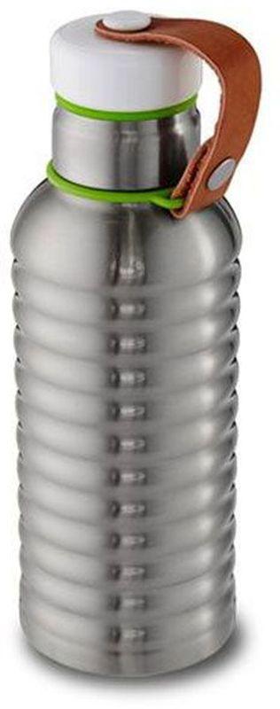 Фляга Black+Blum Box Appetit, 500 мл.BAM-IWB-S001VT-1520(SR)Небольшая фляга из нержавеющей стали, выполненная в винтажном стиле. Удобная и экологичная альтернатива одноразовым пластиковым бутылкам. Плотная крышка из защитит содержимое от протекания и не потеряется благодаря ремешку из эко-кожи.Объем — 500 миллилитров.