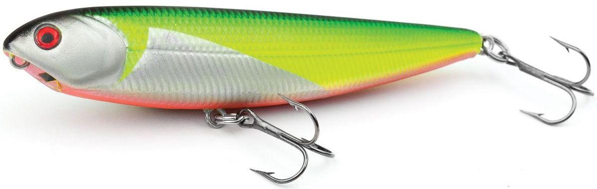 Воблер плавающий Atemi Sugar Pencil, цвет: silver chart, длина 8 см, вес 8 г513-00010Плавающий воблер Atemi Sugar Pencil является наилучшей приманкой как для троллинга, так и для ловли в заброс. Он также хорошо работает при ловле рыбы против течения. Рекомендуется для ловли - щуки, окуня, форели, басса, язя, голавля, желтоперого судака, жереха.Проводите по более глубоким местам, в местах сбора кормовой базы хищних рыб.Во время максимальной активности рыб, лучше брать ярко окрашенную приманку, которая будет выделяться в толще воды и сразу бросится хищнику в глаза.Если у хищника плохой аппетит, то расцветка должна быть максимально близкой к расцветке кормовой рыбы.