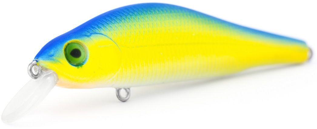 Воблер плавающий Atemi Faith, цвет: chart blue, длина 8 см, вес 9,2 г, заглубление 1 м513-00093Приманка Atemi Faith превосходна для ловли рыбы, если ее забрасывать вверх по течению, только обеспечивайте скорость проводки немного быстрее, чем скорость течения. Рекомендуется для ловли щуки, окуня, форели, басса, язя, голавля, желтоперого судака, жереха. Она также хорошо работает при ловле рыбы против течения, проводите приманку по более глубоким местам, там, где чаще стоят в засаде более крупные экземпляры.Заглубление: 1 м.