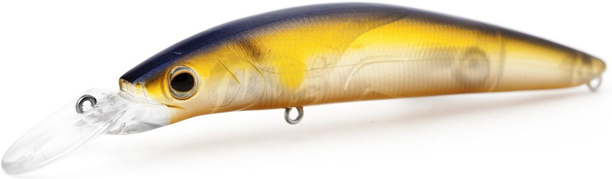 Воблер плавающий Atemi Dinamic, цвет: ghost ayu, длина 12,5 см, вес 24 г, заглубление 1,7 м jackall soul shad 68 sp ghost ayu