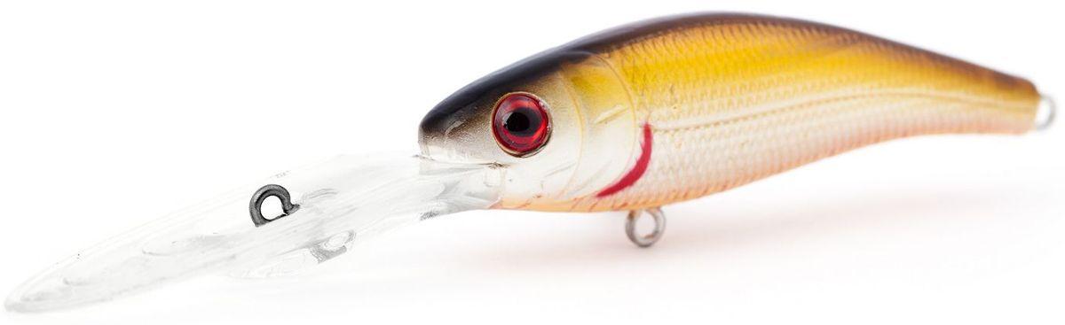 Воблер плавающий Atemi Sweety, цвет: brown ayu, длина 6 см, вес 7 г, заглубление 3 м513-00154Плавающий воблер Atemi Sweety должен быть в наборе каждого спиннингиста. Цвет этой приманки напоминает окрас настоящей рыбки и помогает привлечь внимание пассивных рыб. Даже новичок сможет оценить прекрасное качество работы воблера. Рекомендуется для ловли щуки, окуня, форели, басса, язя, голавля, желтоперого судака, жереха.Заглубление: 3 м.
