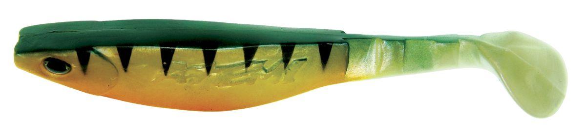 Риппер Atemi, цвет: greenzebra, длина 8 см, 8 штPGPS7797CIS08GBNVРиппер Atemi - это виброхвост с объемным, мясистым телом, выполненный из высококачественного силикона. Имеет стабильную сбалансированную игру. Предназначен для джиговой ловли хищной рыбы: окуня, судака, щуки. Приманка визуально стимулирует хищный инстинкт поедателей рыб и толкает их совершать атаки.