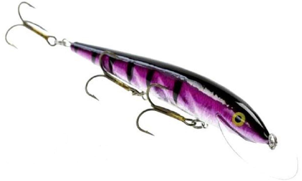 Воблер Blind Paroni, цвет: purledream, длина 13 см, вес 17 гPAR-13003Воблер Blind Paroni изготовлен из высококачественного пластика и отличается яркой расцветкой. Три тройника не дадут ускользнуть самой верткой рыбе. Blind Paroni применяется для ловли хищных видов рыб. Вываживание матерой щуки подарит вам новые позитивные ощущения азарта, борьбы и победы. Рабочая глубина: 3 м.