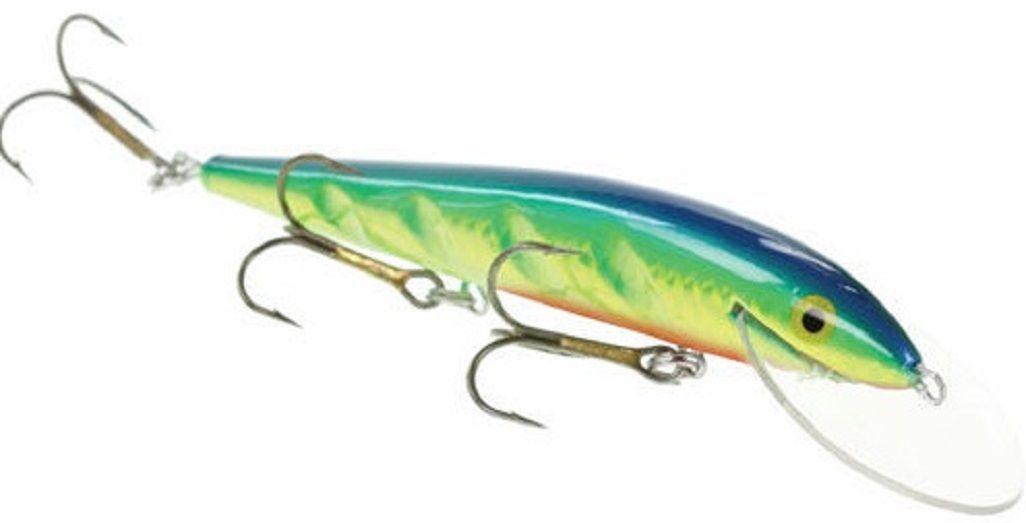 Воблер Blind Paroni, цвет: dream, длина 13 см, вес 17 гPAR-13009Воблер Blind Paroni изготовлен из высококачественного пластика и отличается яркой расцветкой. Три тройника не дадут ускользнуть самой верткой рыбе. Blind Paroni применяется для ловли хищных видов рыб. Вываживание матерой щуки подарит вам новые позитивные ощущения азарта, борьбы и победы. Рабочая глубина: 3 м.
