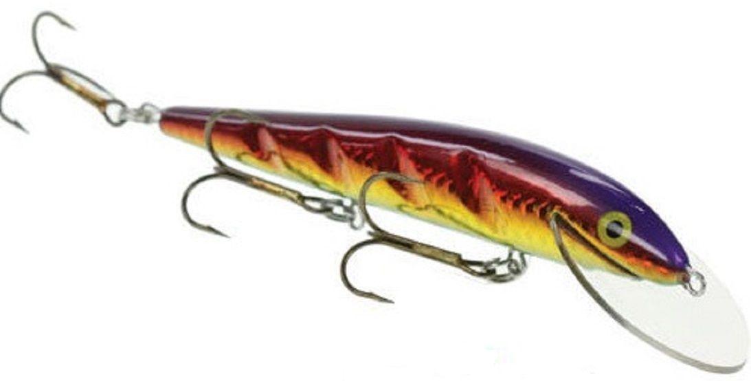 Воблер Blind Paroni, цвет: rainbow, длина 13 см, вес 17 гPAR-13010Воблер Blind Paroni изготовлен из высококачественного пластика и отличается яркой расцветкой. Три тройника не дадут ускользнуть самой верткой рыбе. Blind Paroni применяется для ловли хищных видов рыб. Вываживание матерой щуки подарит вам новые позитивные ощущения азарта, борьбы и победы. Рабочая глубина: 3 м.
