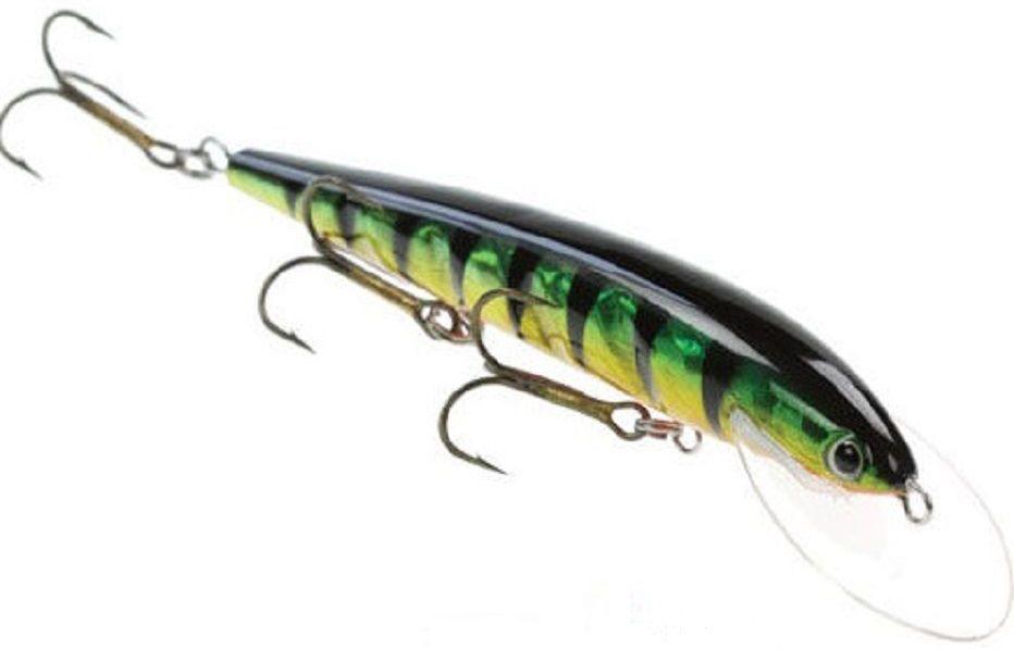 Воблер Blind Paroni, цвет: greenspine, длина 13 см, вес 17 гPAR-13013Воблер Blind Paroni изготовлен из высококачественного пластика и отличается яркой расцветкой. Три тройника не дадут ускользнуть самой верткой рыбе. Blind Paroni применяется для ловли хищных видов рыб. Вываживание матерой щуки подарит вам новые позитивные ощущения азарта, борьбы и победы. Рабочая глубина: 3 м.