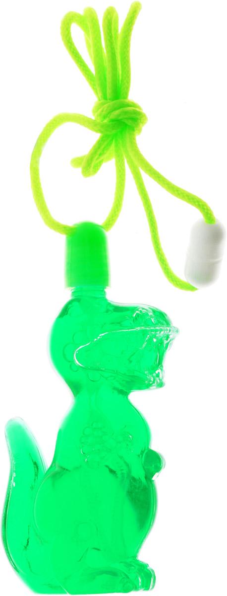 Uncle Bubble Мыльные пузыри Динозавр цвет зеленый -  Мыльные пузыри