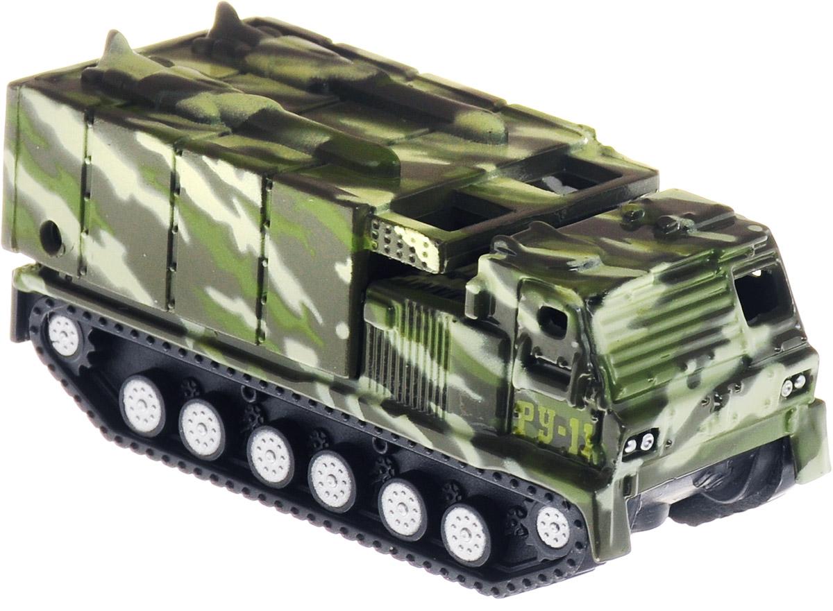 ТехноПарк Машинка Военная техника РУ-11