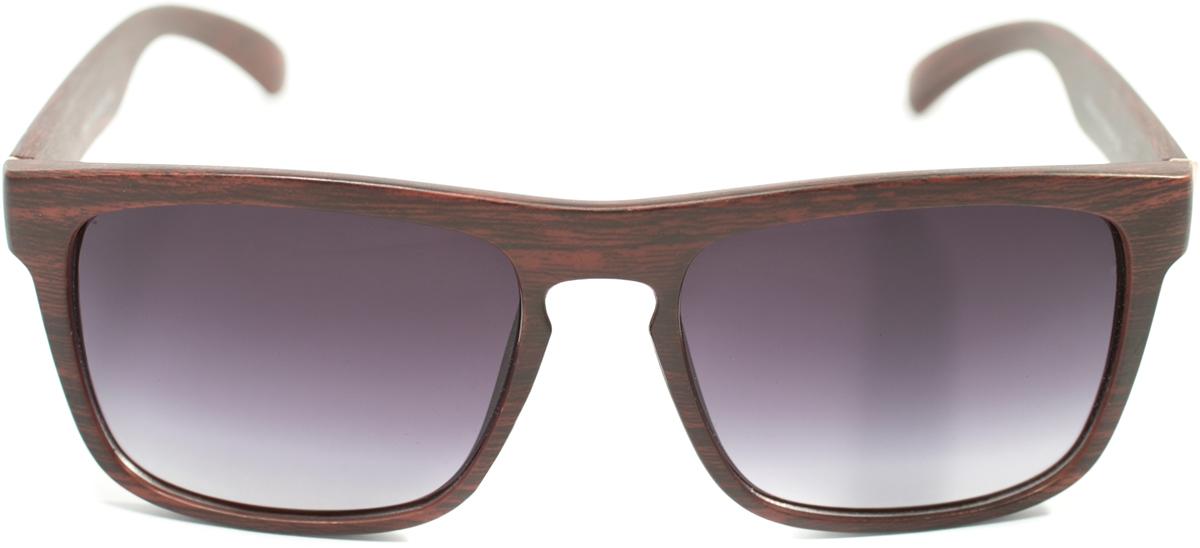 Очки солнцезащитные Mitya Veselkov, цвет: коричневый. OS-181BM8434-58AEПрекрасные антибликовые очки Mitya Veselkov, станут прекрасным и стильным аксессуаром для вас и защитят от УФ лучей. Они помогут глазу более четко распознать картинку, засвеченную солнечными лучами, при этом скорректируют все возникшие искажения.