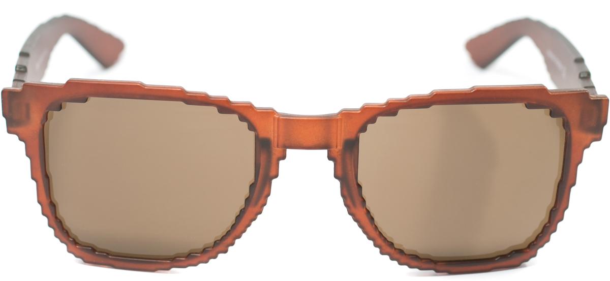Очки солнцезащитные Mitya Veselkov, цвет: коричневый. OS-185BM8434-58AEПрекрасные антибликовые очки Mitya Veselkov, станут прекрасным и стильным аксессуаром для вас и защитят от УФ лучей. Они помогут глазу более четко распознать картинку, засвеченную солнечными лучами, при этом скорректируют все возникшие искажения.