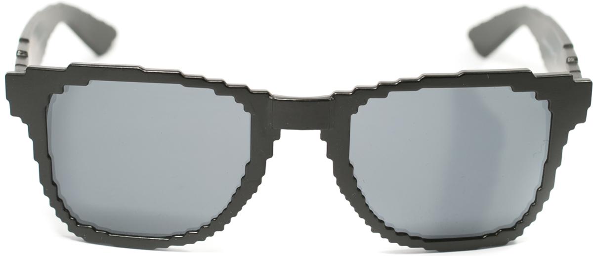 Очки солнцезащитные Mitya Veselkov, цвет: черный. OS-184INT-06501Прекрасные антибликовые очки Mitya Veselkov, станут прекрасным и стильным аксессуаром для вас и защитят от УФ лучей. Они помогут глазу более четко распознать картинку, засвеченную солнечными лучами, при этом скорректируют все возникшие искажения.