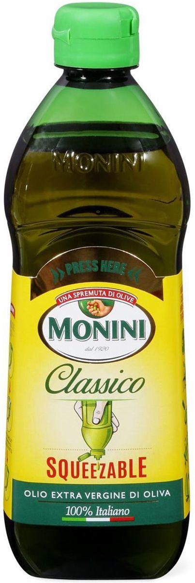 Monini Classico масло оливковое нерафинированное высшего качества, 450 мл0120710Польза натурального и качественного оливкового масла неоспорима, о чём не понаслышке знает его крупнейший в мире итальянский производитель – компания Monini. Оливковое масло Monini – продукт из натуральных ингредиентов, выращиваемых без применения пестицидов и прочих химических удобрений. Сбор оливок производится вручную, после чего следует процесс первой выжимки и холодного прессования.