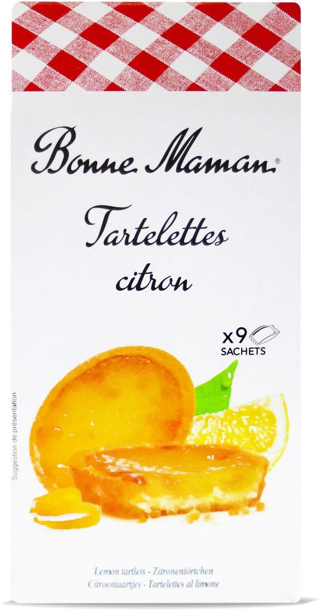 Bonne Maman Сдобное печенье с лимонной начинкой, 125 г1530205Бисквитное печенье с лимонной начинкой. Отличается насыщенным вкусом с цитрусовыми нотками.