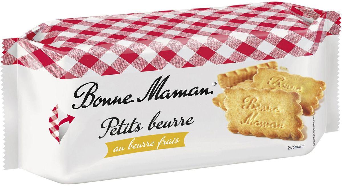 Bonne Maman Сливочное печенье, 175 г1530213Хрустящие сливочные галеты, выпеченные по французскому рецепту, обладают нежным вкусом, ванильным ароматом и рассыпчатой текстурой. Приготовлены из ингредиентов лучшего качества. Дополните душистым печеньем чашку кофе, чая или стакан молока.