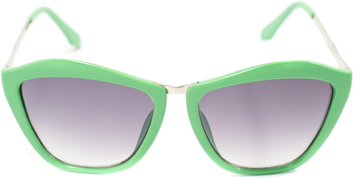 Очки солнцезащитные женские Mitya Veselkov, цвет: зеленый. OS-155BM8434-58AEПрекрасные антибликовые очки Mitya Veselkov, станут прекрасным и стильным аксессуаром для вас и защитят от УФ лучей. Они помогут глазу более четко распознать картинку, засвеченную солнечными лучами, при этом скорректируют все возникшие искажения.
