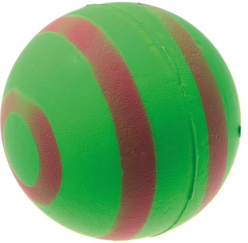Мяч V.I.Pet Неон, цвет: зеленый, красный, диаметр 47 мм. 20-11090120710Мяч V.I.Pet Неон предназначен для игр, тренировок и активного отдыха с животными. Мяч заинтересует и увлечет вашего питомца. Сделана из абсолютно безопасного и качественного материала. Материал: вспененная резина.