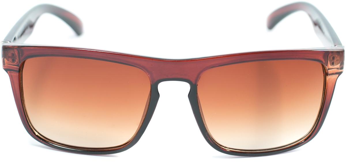Очки солнцезащитные женские Mitya Veselkov, цвет: коричневый. OS-182BM8434-58AEПрекрасные антибликовые очки Mitya Veselkov, станут прекрасным и стильным аксессуаром для вас и защитят от УФ лучей. Они помогут глазу более четко распознать картинку, засвеченную солнечными лучами, при этом скорректируют все возникшие искажения.