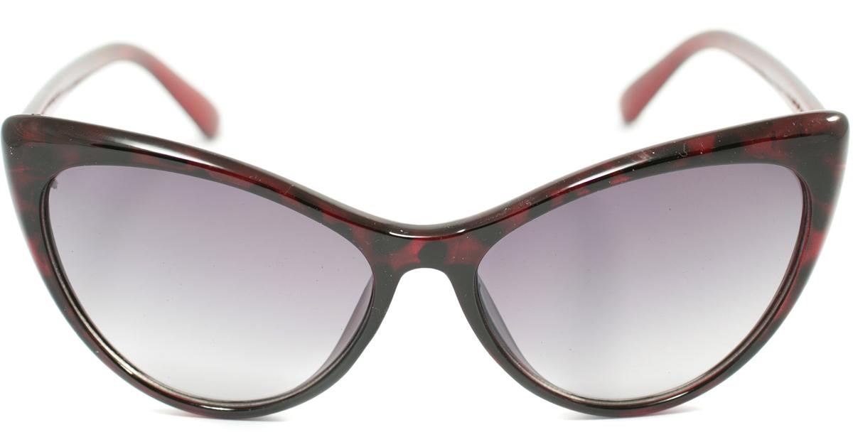 Очки солнцезащитные женские Mitya Veselkov, цвет: темно-красный. OS-167BM8434-58AEПрекрасные антибликовые очки Mitya Veselkov, станут прекрасным и стильным аксессуаром для вас и защитят от УФ лучей. Они помогут глазу более четко распознать картинку, засвеченную солнечными лучами, при этом скорректируют все возникшие искажения.