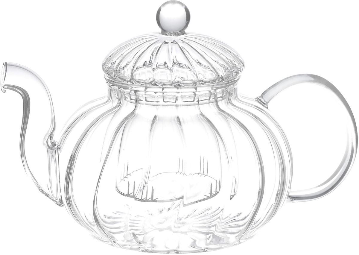 Чайник заварочный Hunan Provincial Лотос, 600 млFS-80299Заварочный чайник Hunan Provincial Лотос изготовлен из стекла. Пить чай из такого чайника сплошное удовольствие! Полностью прозрачная форма позволяет любоваться цветом своего любимого напитка. Устойчивая основа, широкий носик, удобная ручка - все выполнено идеально для достижения полного комфорта в использовании. Внутреннее сито выполнено на 100% из стекла. После того, как чай заварился, колбу лучше всего достать из чайника, для того чтобы чайный лист не перезаваривался.Диаметр чайника (по верхнему краю): 6,8 см. Высота чайника (без учета крышки): 8 см. Высота чайника (с учетом крышки): 12 см.Высота фильтра: 6 см.