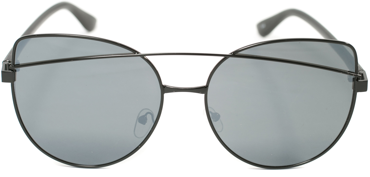 Очки солнцезащитные женские Mitya Veselkov, цвет: черный. OS-140INT-06501Прекрасные антибликовые очки Mitya Veselkov, станут прекрасным и стильным аксессуаром для вас и защитят от УФ лучей. Они помогут глазу более четко распознать картинку, засвеченную солнечными лучами, при этом скорректируют все возникшие искажения.