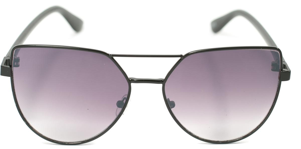 Очки солнцезащитные женские Mitya Veselkov, цвет: черный. OS-142BM8434-58AEПрекрасные антибликовые очки Mitya Veselkov, станут прекрасным и стильным аксессуаром для вас и защитят от УФ лучей. Они помогут глазу более четко распознать картинку, засвеченную солнечными лучами, при этом скорректируют все возникшие искажения.