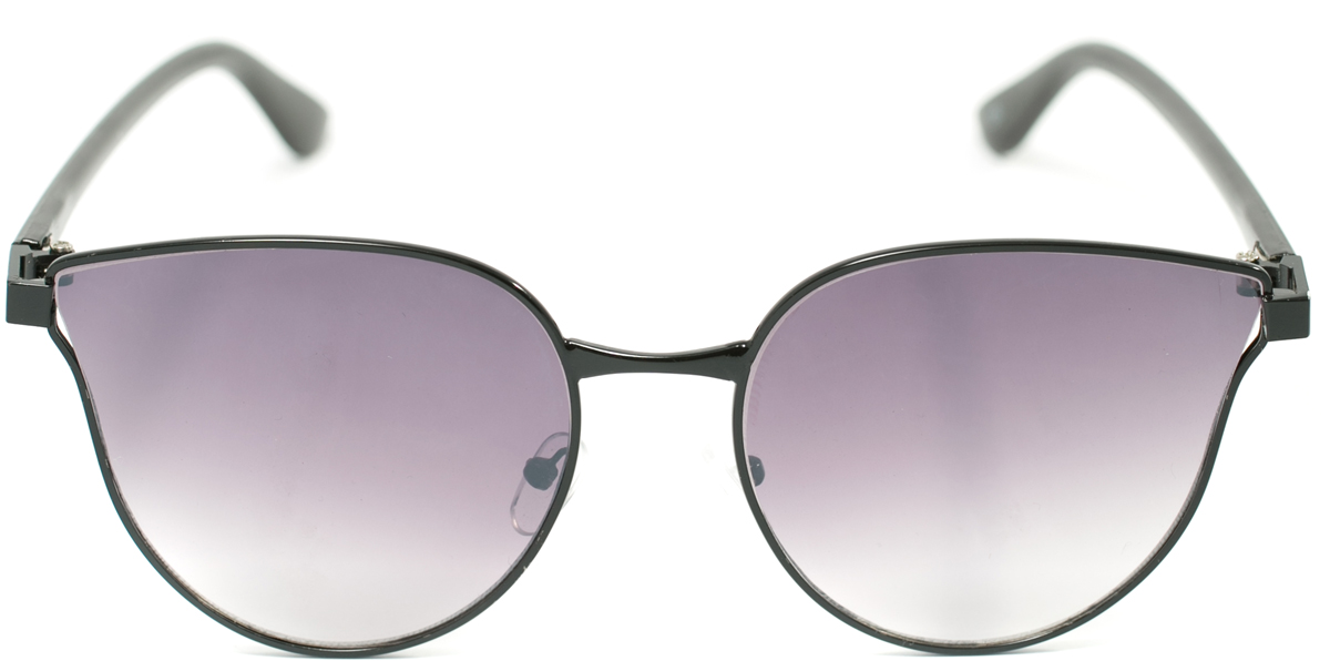 Очки солнцезащитные женские Mitya Veselkov, цвет: черный. OS-144INT-06501Прекрасные антибликовые очки Mitya Veselkov, станут прекрасным и стильным аксессуаром для вас и защитят от УФ лучей. Они помогут глазу более четко распознать картинку, засвеченную солнечными лучами, при этом скорректируют все возникшие искажения.