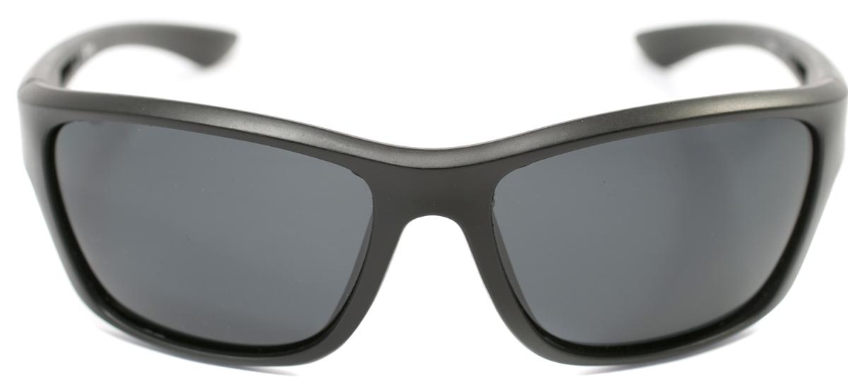 Очки солнцезащитные с поляризацией Mitya Veselkov, цвет: черный. OS-151INT-06501Прекрасные антибликовые очки Mitya Veselkov, станут прекрасным и стильным аксессуаром для вас и защитят от УФ лучей. Они помогут глазу более четко распознать картинку, засвеченную солнечными лучами, при этом скорректируют все возникшие искажения.