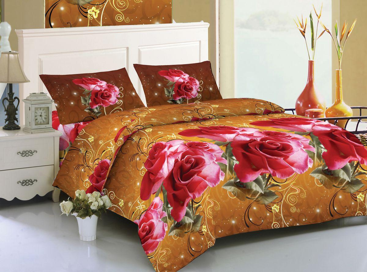 Комплект белья Amore Mio Victoria, 2-спальный, наволочки 70x70391602Комплект постельного белья Amore Mio изготовлен из мако-сатина. Нано-инновации позволили открыть новую ткань, которая сочетает в себе широкий спектр отличных потребительских характеристик и невысокой стоимости. Легкая, плотная, мягкая ткань, приятна и обладает эффектом персиковой кожуры. Отлично стирается, гладится, быстро сохнет. Дисперсное крашение великолепно передает качество рисунков и необычайно устойчиво к истиранию.Комплект состоит из пододеяльника, простыни и двух наволочек.