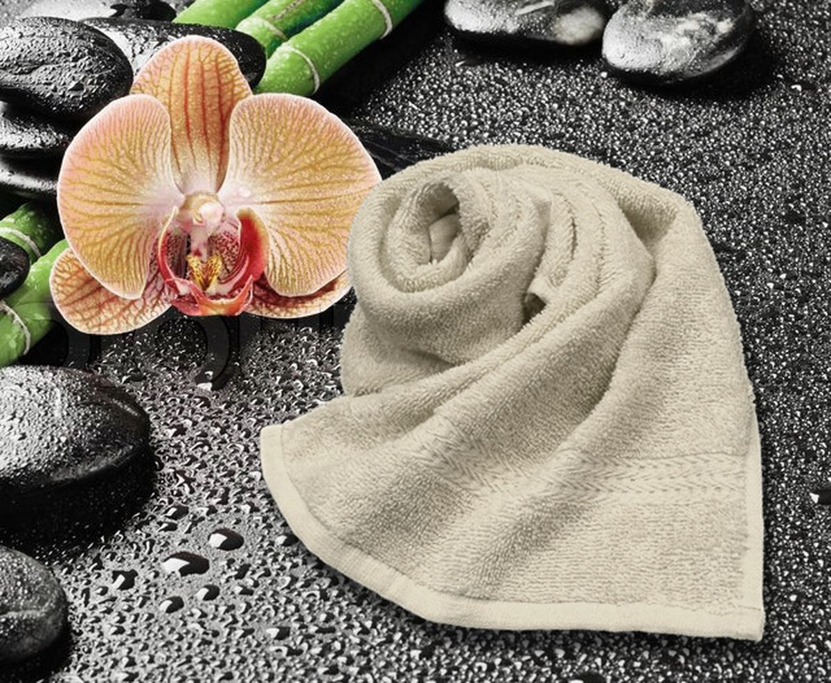 Полотенце Amore Mio GX Classic, цвет: бежевый, 33 х 70 см68/5/3Полотенце Amore Mio GX Classic выполнено из высококачественного 100% хлопка. Мягкость и пушистость этого полотенца приятно вас удивит. Яркие цвета, выполненные качественным красителем BASF из Германии, сохраняют насыщенность долгое время. Продукция имеет европейский сертификат качества.