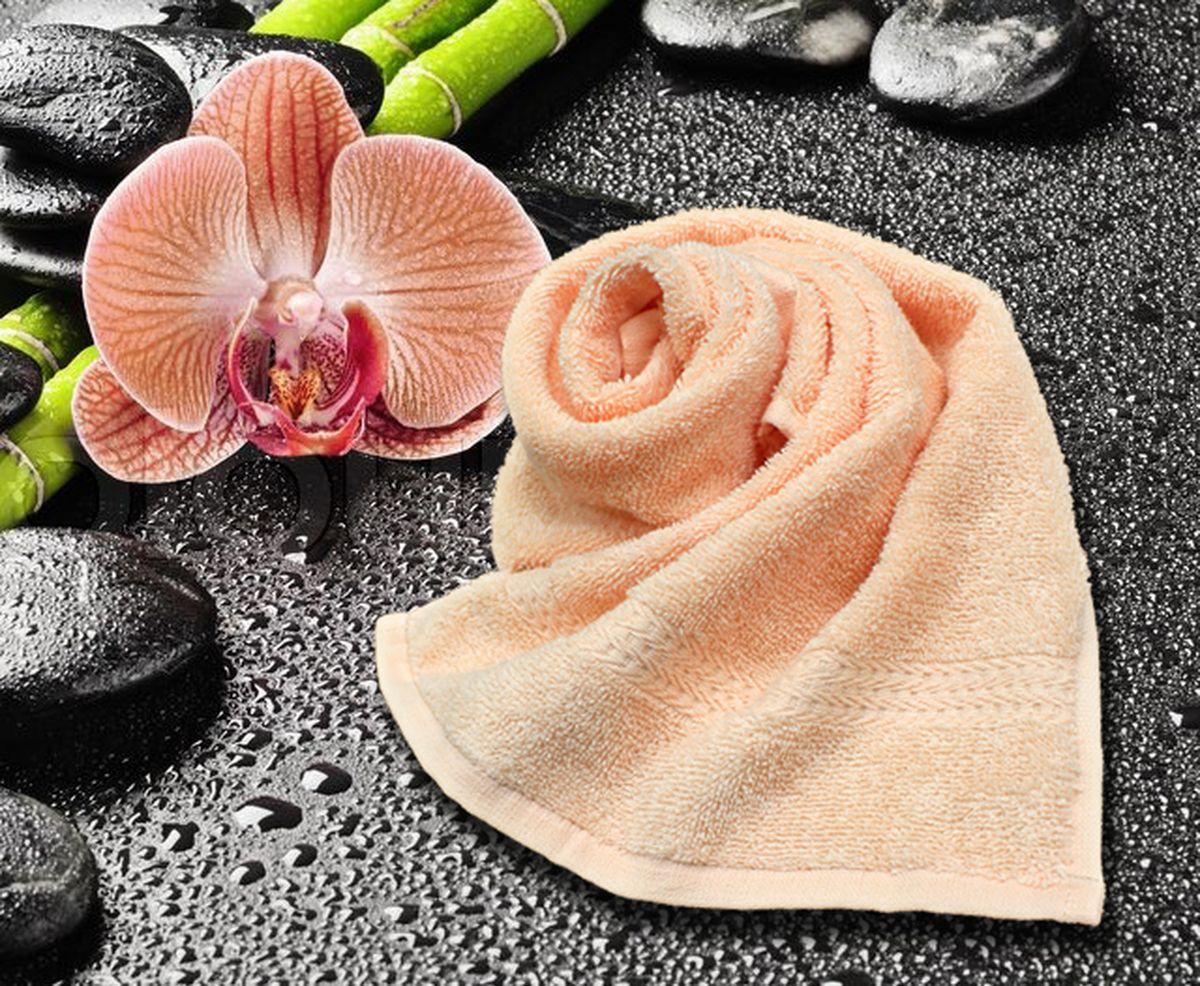 Полотенце Amore Mio GX Classic, цвет: персиковый, 33 х 70 см391602Amore Mio GX Classic - это махровое полотенце отличного качества, оно выполнено из 100% хлопка. Яркие цвета выполнены качественным красителем BASF из Германии. Полотенце сохранит насыщенность цвета на долгое время. Мягкость и пушистость этого полотенца вас приятно удивит.