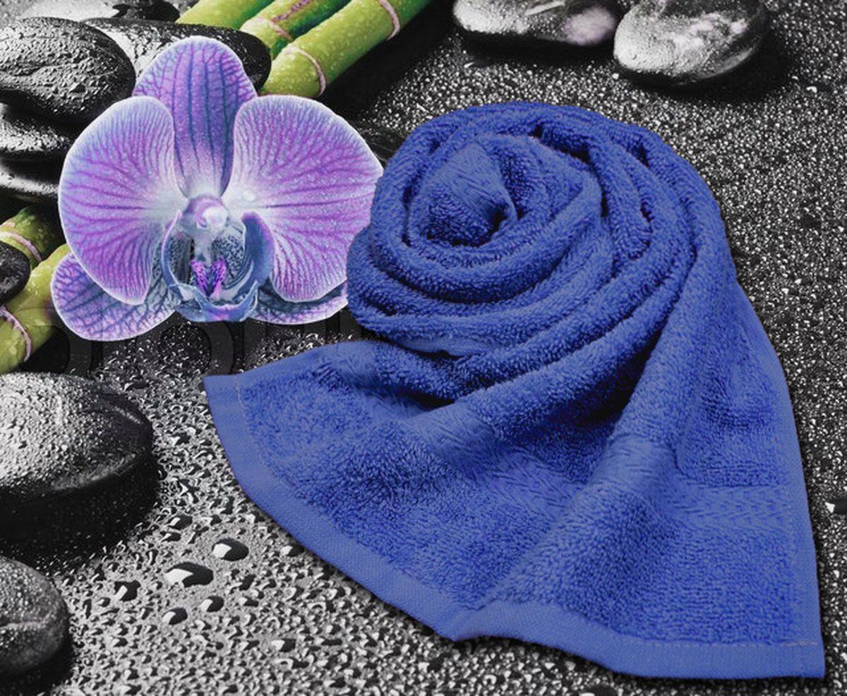 Полотенце Amore Mio GX Classic, цвет: синий, 33 х 70 смU210DFAmore Mio GX Classic - это махровое полотенце отличного качества, оно выполнено из 100% хлопка. Яркие цвета выполнены качественным красителем BASF из Германии. Полотенце сохранит насыщенность цвета на долгое время. Мягкость и пушистость этого полотенца вас приятно удивит.