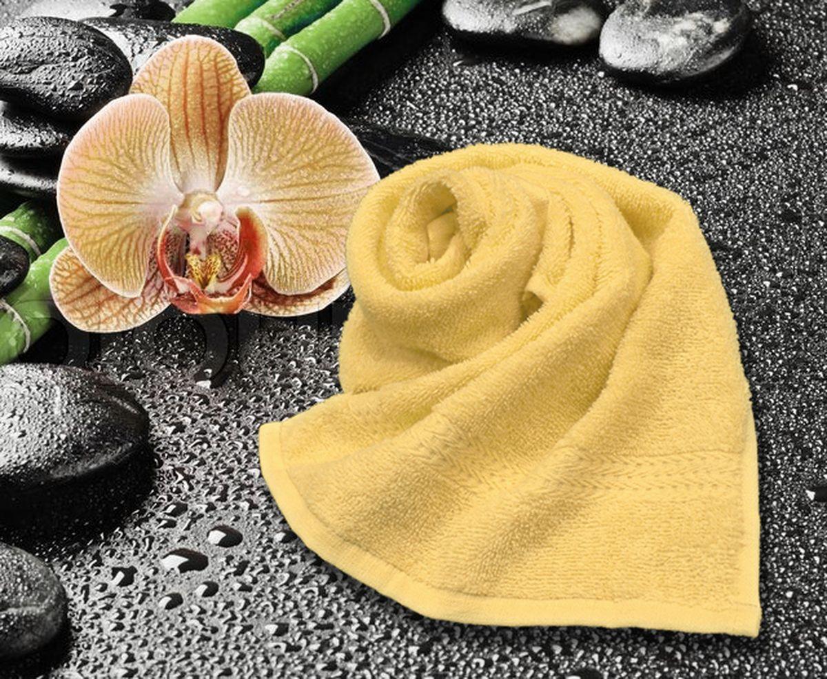 Полотенце Amore Mio GX Classic, цвет: желтый, 33 х 70 см68/5/4Amore Mio GX Classic - это махровое полотенце отличного качества, оно выполнено из 100% хлопка. Яркие цвета выполнены качественным красителем BASF из Германии. Полотенце сохранит насыщенность цвета на долгое время. Мягкость и пушистость этого полотенца вас приятно удивит.
