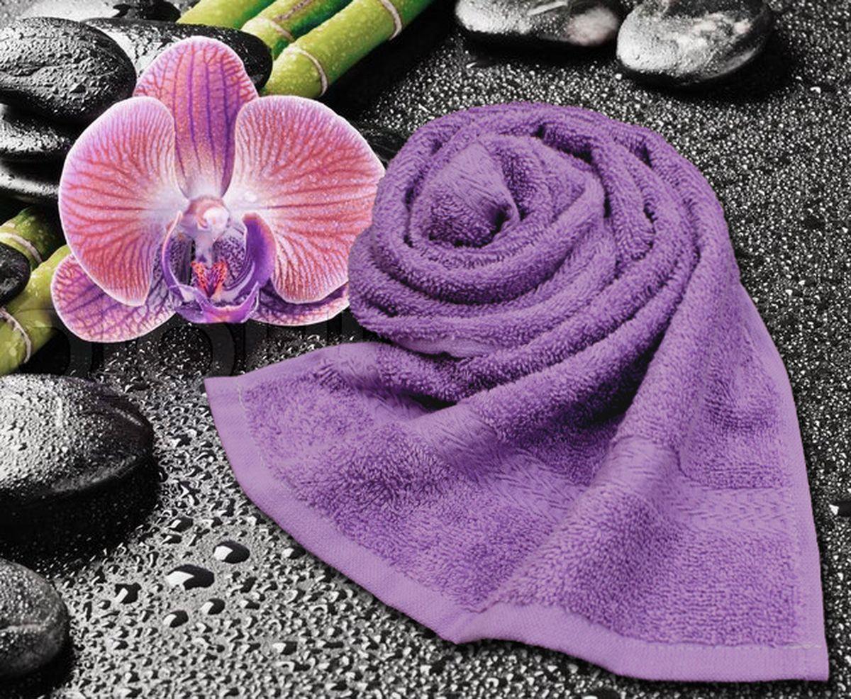 Полотенце Amore Mio GX Classic, цвет: фиолетовый, 33 х 70 см531-105Полотенце Amore Mio GX Classic выполнено из высококачественного 100% хлопка. Мягкость и пушистость этого полотенца приятно вас удивит. Яркие цвета, выполненные качественным красителем BASF из Германии, сохраняют насыщенность долгое время. Продукция имеет европейский сертификат качества.