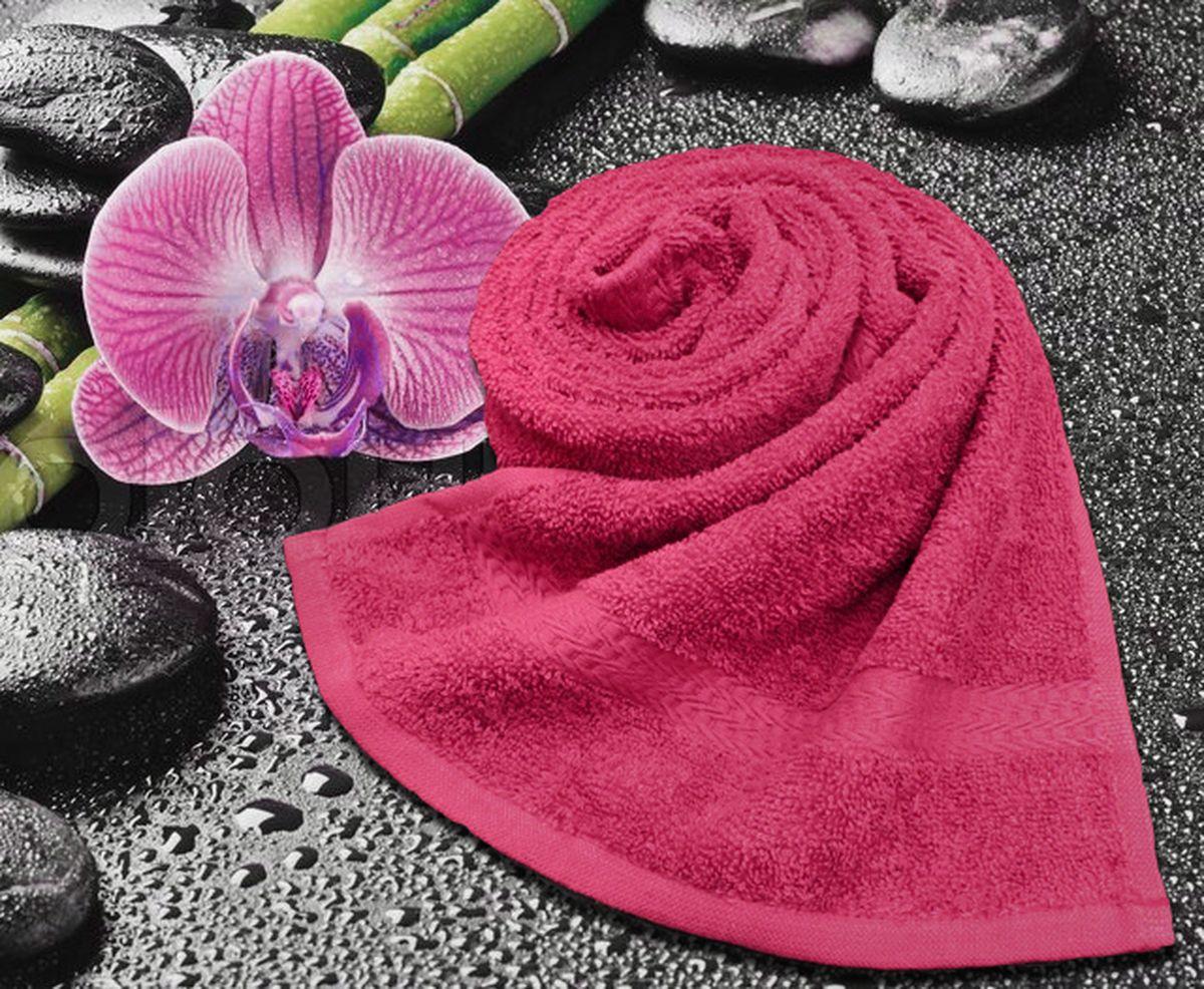 Полотенце Amore Mio GX Classic, цвет: малиновый, 33 х 70 см68/5/3Полотенца Amore Mio Classic - полотенца отличного качества из 100% хлопка. Яркие цвета выполнены качественным красителем BASF из Германии сохраняют насыщенность долгое время. Мягкость и пушистость этих полотенец Вас приятно удивит. Продукция имеет европейский сертификат качества.