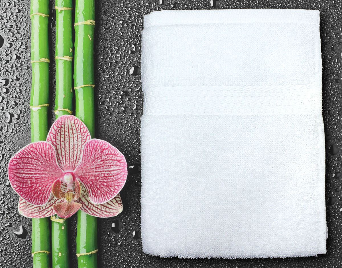 Полотенце Amore Mio GX Classic, цвет: белый, 50 х 90 см12723Полотенце Amore Mio GX Classic выполнено из высококачественного 100% хлопка. Мягкость и пушистость этого полотенца приятно вас удивит. Яркие цвета, выполненные качественным красителем BASF из Германии, сохраняют насыщенность долгое время. Продукция имеет европейский сертификат качества.